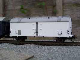 Ibcos 20 74 801 4 018-6, an older style insulated van from Hobby Trade.